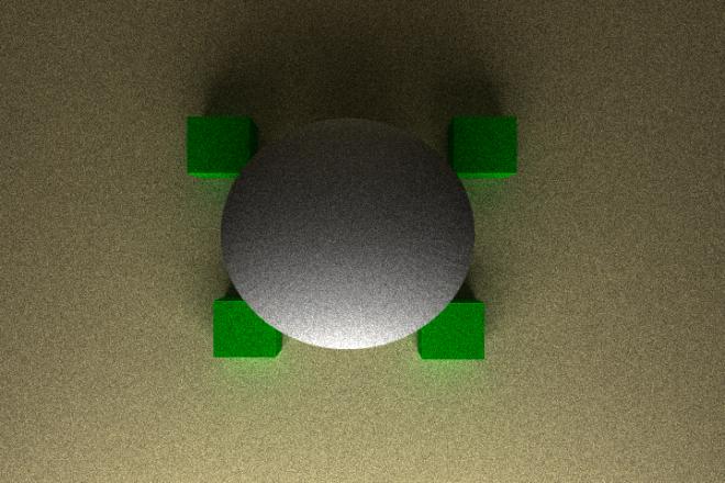 Direct renderer image 480 spp Time 5 min 49s