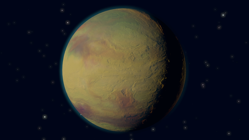 The Planet texture patch – Tinker Code